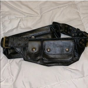 Women's burning man utility belt 🔥